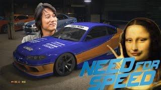 Nonton Fast & Furious Han's Nissan Silvia S15