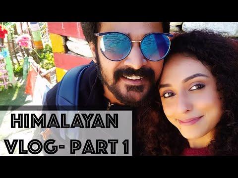Pearlish Himalayan Vlog   Part 1   Pearle Maaney   Srinish Aravind  Cochin to Kasol