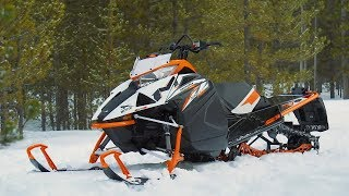 2. Full REVIEW: 2018 Arctic Cat M 8000 Sno Pro 153