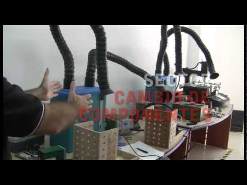 Gigabyte nos muestra cómo arregla motherboards de sus clientes en Buenos Aires