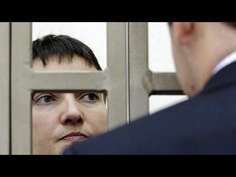 Ρωσία: Ένοχη η Ουκρανή πιλότος Νάντια Σαβτσένκο