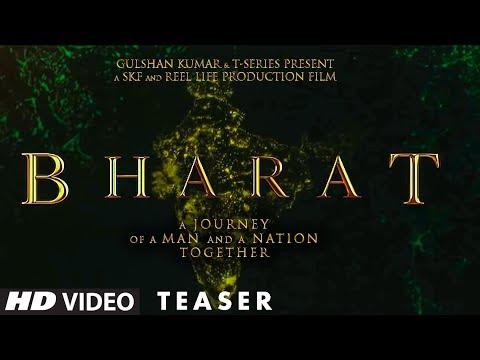 Bharat Teaser | Salman Khan | EID 2019 | Ali Abbas