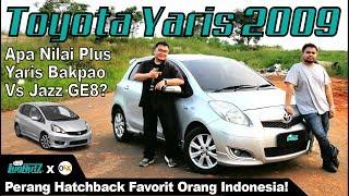 Video Hatchback Fun, Irit, Bandel, MURAH Pula! Nyaris Perfect! - Toyota Yaris Bakpao | LugNutz Ft.OLX Auto MP3, 3GP, MP4, WEBM, AVI, FLV Juni 2019