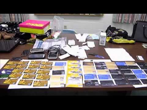 Pair Arrested For Potential Multi-State Theft Ring