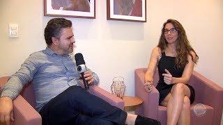 Entrevista com a Dra. Lu Gandra - Visita Record