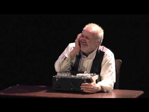 KRAPP'S LAST TAPE by Samuel Beckett, a part of Beckett's Shorts, a Surreal SoReal production