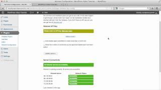 WordPress Tutorials   33   Top Ten Plugins   Use Akismet To Combat Spam