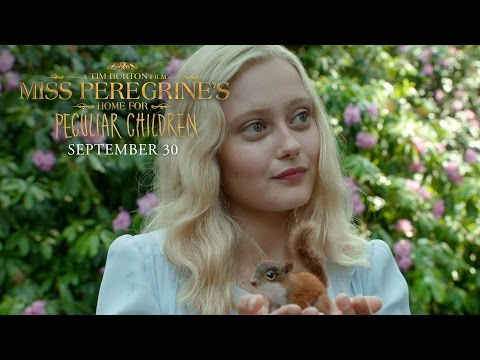 Miss Peregrine's Home for Peculiar Children (Teen Choice Awards TV Spot)