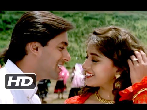 Ye Mausam Ka Jadoo Hai Mitwa - Hum Aapke Hain Koun - Salman Khan & Madhuri Dixit - Romantic Song (видео)