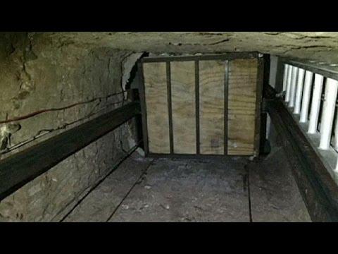 ΗΠΑ-Μεξικό: Εντοπίστηκε σήραγγα 800 μέτρων για μεταφορά ναρκωτικών
