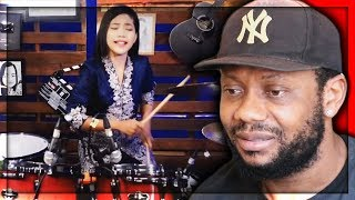 "Video DEEN ASSALAM | SABYAN | Drum Cover by Nur Amira Syahira | REACTION""!!! MP3, 3GP, MP4, WEBM, AVI, FLV November 2018"