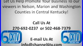 Advertise on Central Kentucky Television