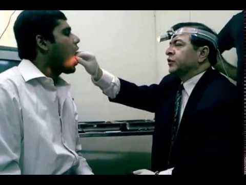 Throat Clinical Examination by Prof. Dr. Ayub Ahmad Khan - Best ENT Specialist in Lahore Pakistan