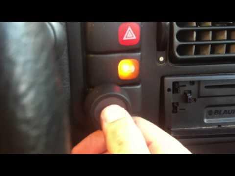 comment demarrer une voiture essence