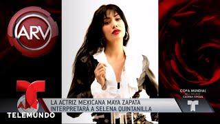 Una mexicana talentosa interpretará a Selena en su serie | Al Rojo Vivo