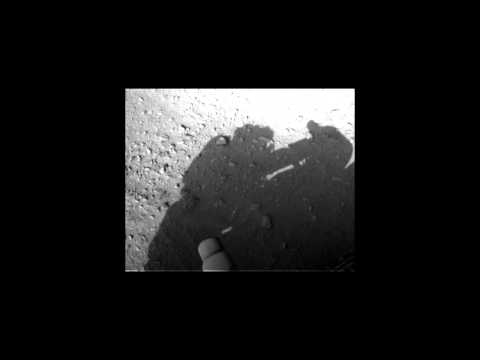 Shadow of a Man in Mars Curiosity Photo – Mars Anomalies 2014