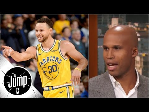 Stephen Curry 'doesn't care' about NBA MVP, 'he wants a Finals MVP' - Richard Jefferson | The Jump