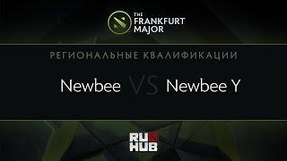 NewBee vs Newbee.Y, game 3