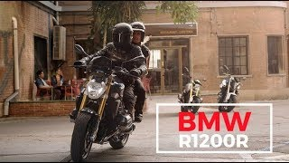 10. 2019 BMW R1200R Exclusive Features Edition First