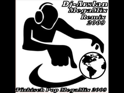 Dj-Arslan - Türkish PoP Megamix 2009