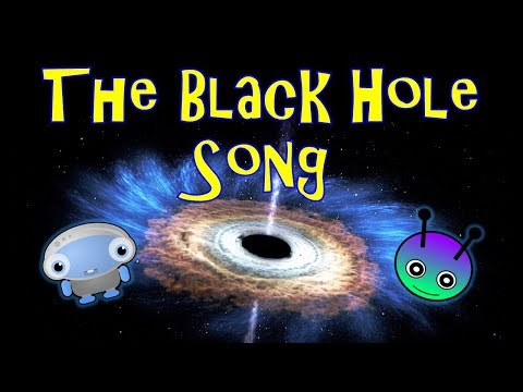 Black Hole Song for Kids | Facts About Black Holes | The Black Hole Song | Silly School Songs
