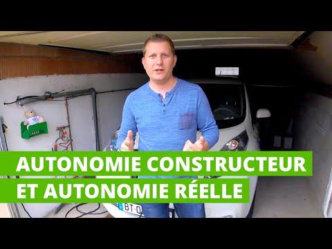 Autonomie constructeur et autonomie réelle