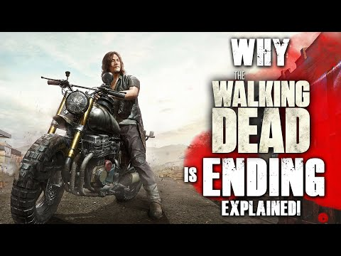 Why the Walking Dead is Ending Explained! (Scott Gimple)