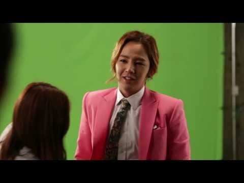 [2013 LOTTE DUTY FREE Music Video Making Film] Jang Keun Suk - JPN Ver
