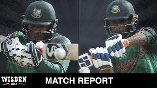 Famous win for Bangladesh