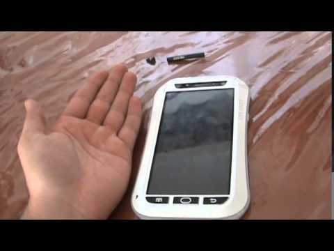 LOVE MEI Phone Case Review Samsung Galaxy Note 2