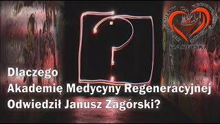 Dlaczego Akademię Medycyny Regeneracyjnej Odwiedził Janusz Zagórski Niezależna Telewizja?