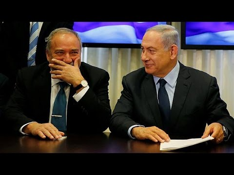 Μ.Ανατολή: «Φωτιά» από την κυβερνητική συνεργασία Νετανιάχου – Λίμπερμαν