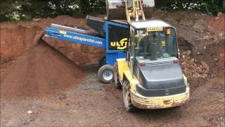 Video Ultra Deck Screen - mobile soil screener, gravel screener - screening machine MP3, 3GP, MP4, WEBM, AVI, FLV Juli 2019