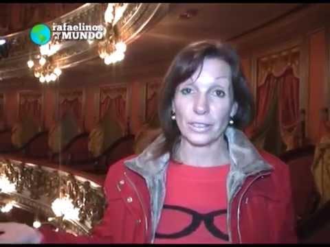 última parte de nuestra visita al Teatro Colón