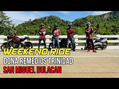 WEEKEND RIDE DRT (Dona Remedios Trinidad) SAN MIGUEL BULACAN