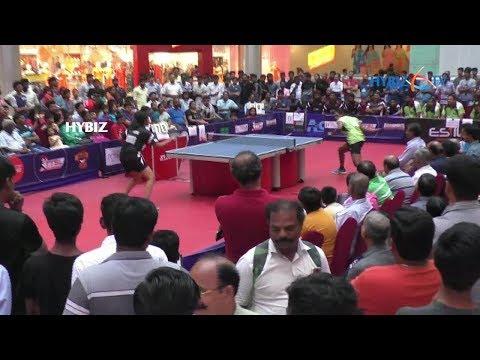 Table Tennis Super League TTSL Finals