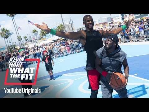 Bonus Scene: Kevin Shows Chris Paul He Can Shoot | Kevin Hart: What The Fit | Laugh Out Loud Network - Thời lượng: 4:55.