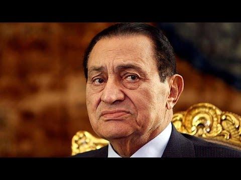 Ελεύθερος ο πρώην πρόεδρος της Αιγύπτου Χόσνι Μουμπάρακ