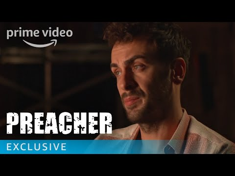 Preacher Season 2 Episode 8 - Behind the Scenes | Prime Video
