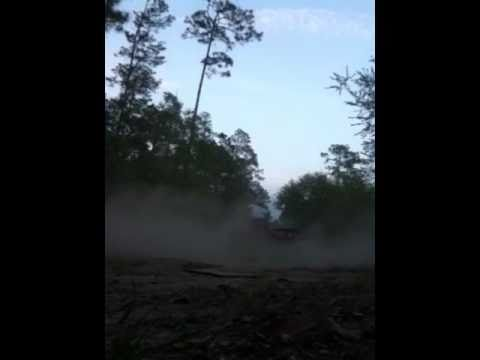 honda recon es 250 trick riding