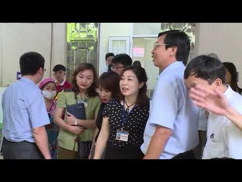 Kiểm tra công tác đảm bảo an toàn thực phẩm trong tháng hành động tại huyện Thanh Trì
