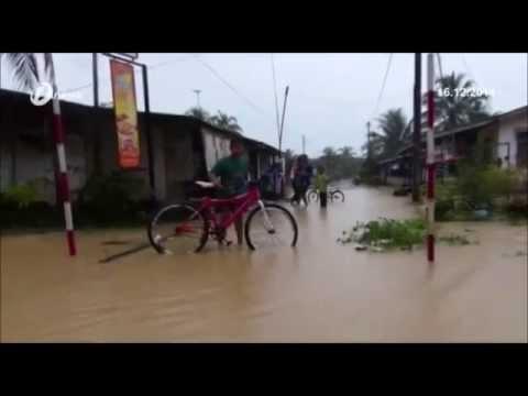 Second Wave Flood Hits Terengganu
