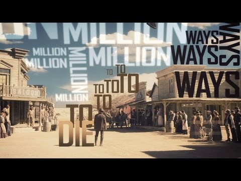 A Million Ways to Die (Lyric Video) [OST by Alan Jackson]
