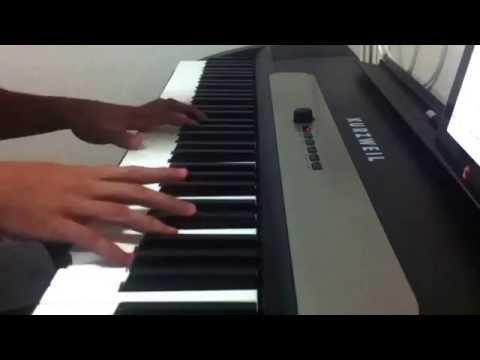 อาย-สิงโตนำโชค piano cover (видео)