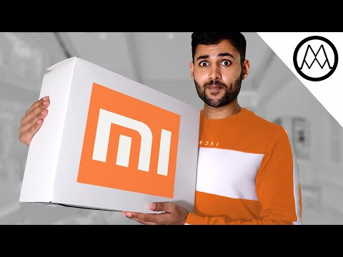 Mystery Unboxing From Xiaomi.