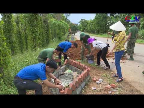 Cam Chính tổng kết 10 năm thực hiện chương trình xây dựng NTM