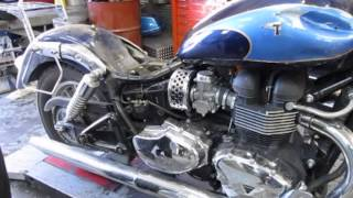 7. 2009 TRIUMPH AMERICA MOTOR AND PARTS FOR SALE ON EBAY