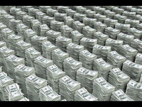 How much is 1 billion dollars in 1 dollar bills