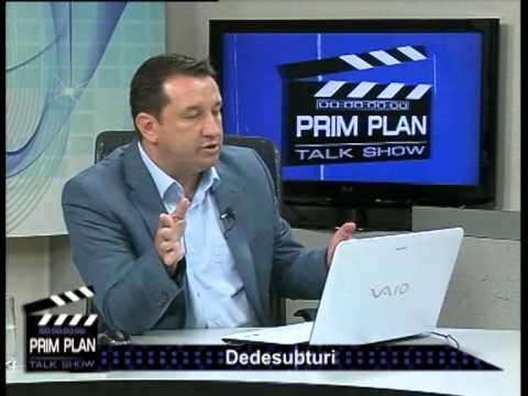 Emisiunea Prim Plan – Romeo Hanganu și Cezar Pârvulescu – 18 septembrie 2014