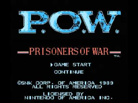 P.O.W. : Prisoners of War NES